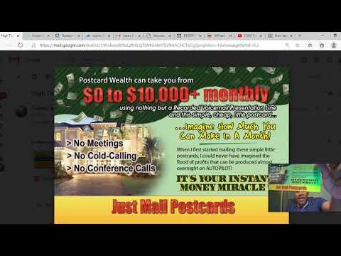 [Prosperity People Systems] Big Ticket Postcard Programs