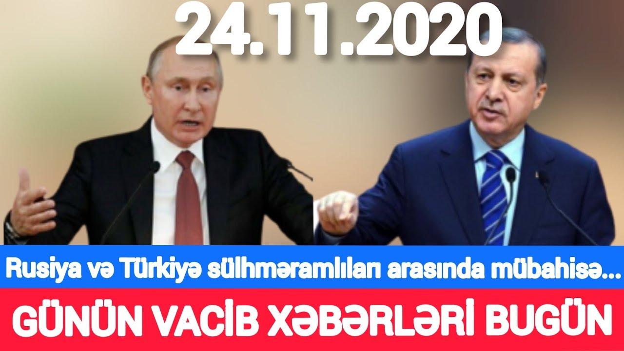 SON DƏQİQƏ! QARABAĞ DANIŞIQLARI: TÜRKİYƏ RUSİYA SÜLHMƏRAMLILARI ARASINDA MÜBAHİSƏ, SON XEBERLER 2020