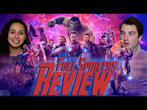 AVENGERS: INFINITY WAR - FULL SPOILER REVIEW!