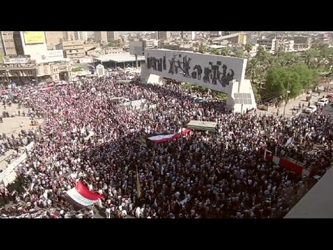 Iraq: Baghdad rally held against US