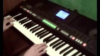 SONET Rozpieszczona dama keyboard psr s650 disco polo