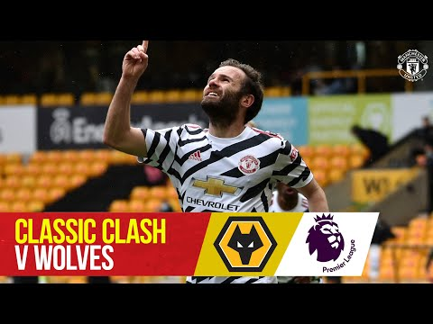 Classic Clash Against Wolves (20/21) |  Elanga and Mata ensure the Reds' undefeated season in the Premier League