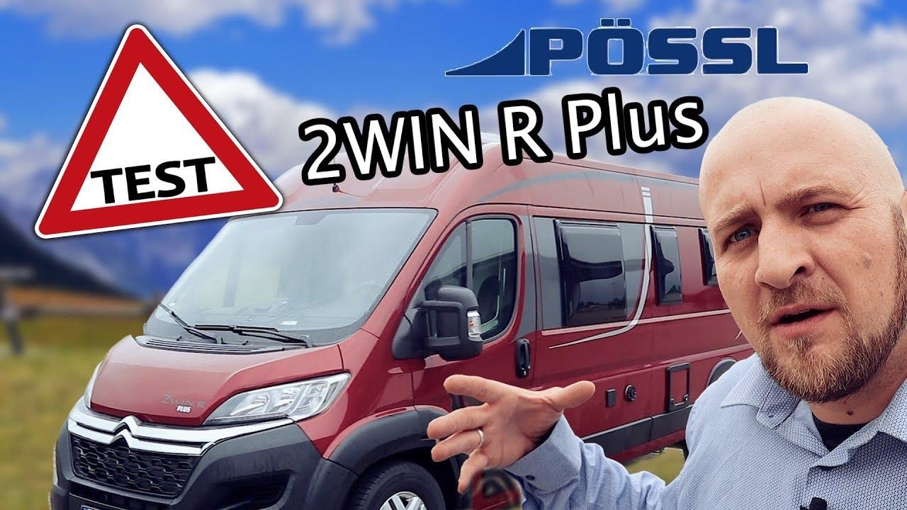 ✅Perfekter Pössl Camper / Wohnmobil für 9 Personen ?