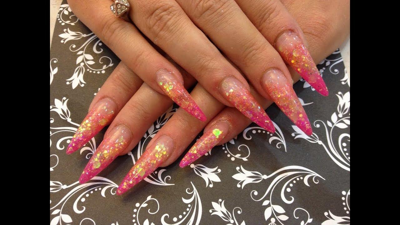 ARTAMAZING NAIL ART - cute snapchat nail art! - amazing & crazy nail ...