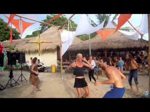 Gili Air Burning Island Festival 2015