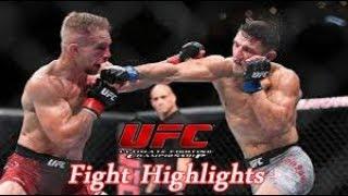 Damir Hadzovic x Marco Polo Reyes - UFC Praga Highlights 2019