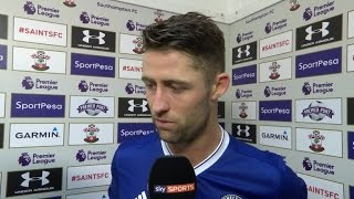 Southampton 0 - 2 chelsea - gary cahill: costa & hazard make the difference