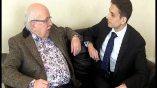 Daily Express interviews weather reporter Michael Fish