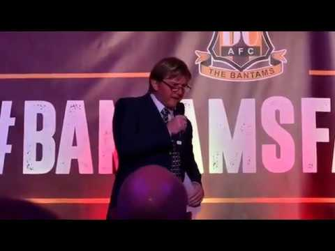 Stuart McCall - Bradford City Player of Year Awards 2017