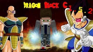 Minecraft Mod Spotlight: Dragon Block C (1.0.11) 1.5.2