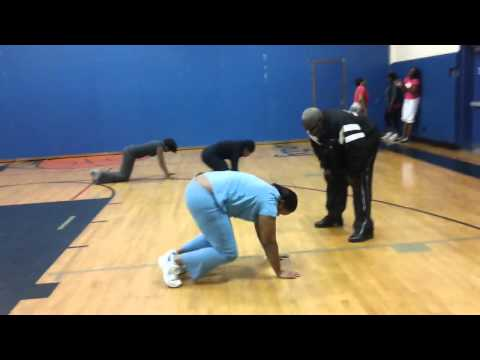 TRANSFORMED Health & Fitness Ministries, LLC: TRANSFORMED Fitness Bootcamp-Week 3 [HD]
