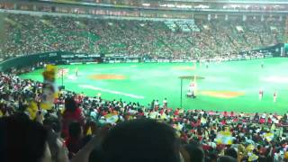 Softbank Hawks Game with Sage