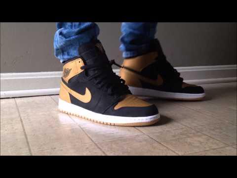 "vans america - Air Jordan 1 Retro High Melo 1 "" On Feet "" - YouTube"
