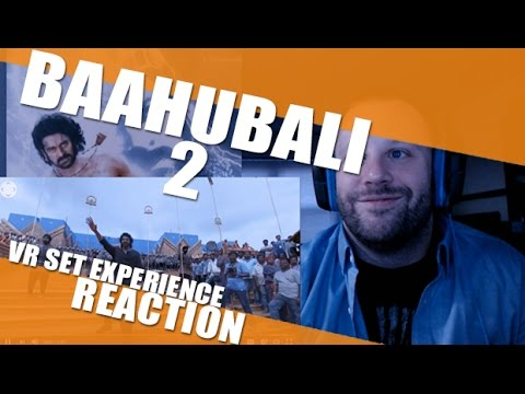 Baahubali: The Conclusion VR Set Experience Playthrough - Prabhas already had an ARMY!!