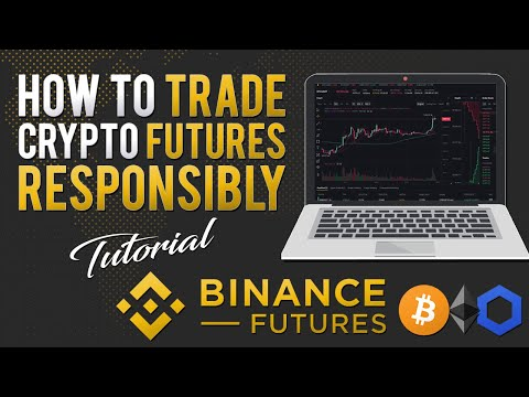How To Trade Crypto Futures RESPONSIBLY!! - Binance Futures Tutorial