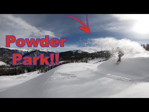 Powder And Park At Keystone Colorado - (Season 3, Day 67)