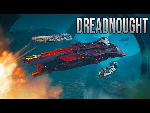 DREADNOUGHT - Destroyer Class Introduction! (MASSIVE Starship Battles!)