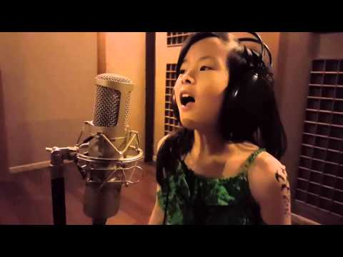 Clarice Cutie sing Flashlight   of Jessie Js famous Hits