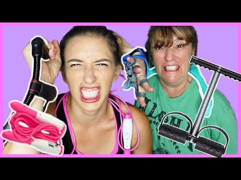 Testing Weird Workout Equipment