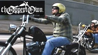 Choppertown: the Sinners - a custom motorcycle movie streaming and on DVD (video 1)