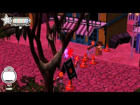 Costume Quest 2 French Quarter Secret Back Alleys