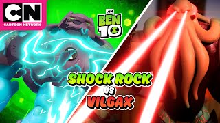 Ben 10 vs. Vilgax Motion | Ben 10 | Cartoon Network