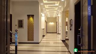 1 KANAL HOUSE FOR SALE IN B-17 ISLAMABAD Video