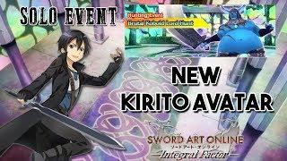 [SAOIF] New Kirito Avatar!!! - (SOLO EVENT)