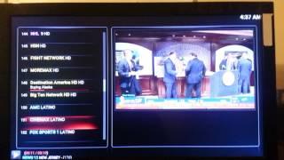 HD Channels Premium Comcast