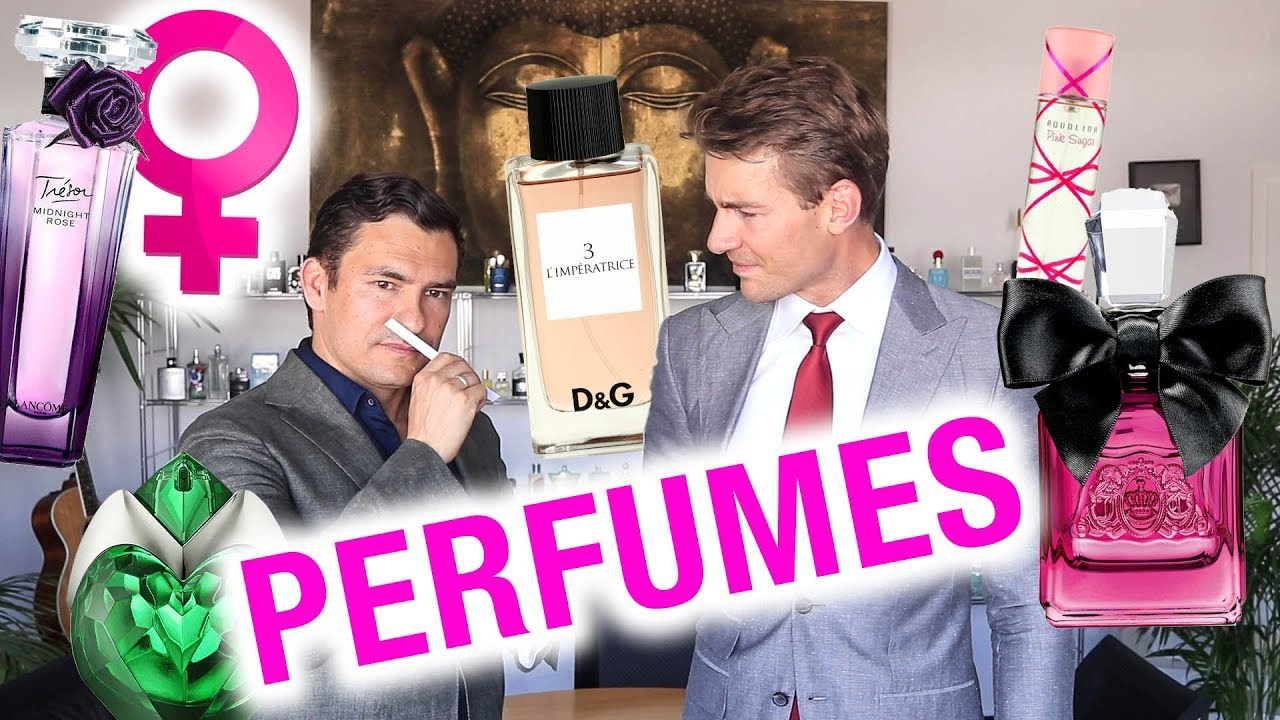 perfume scents that attract men