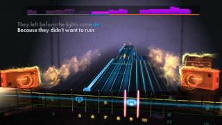 Arctic Monkeys - Leave Before the Lights Come On (Rocksmith)