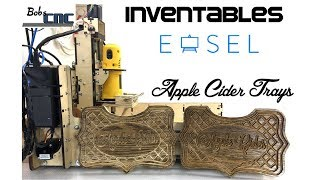 Inventables Easel - How to use Easel in less than 7 minutes using a E3 BobsCNC