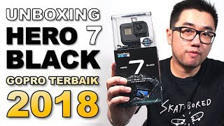 GoPro Hero 7 Black Unboxing & Review Indonesia 2018