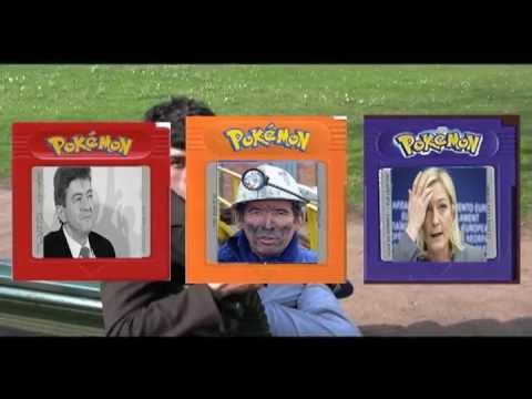 Je Tweet Donc Je Suis - Jean-Luc Mélenchon VS Pokémon