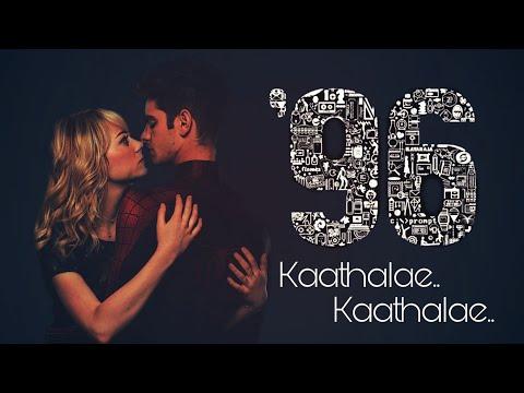 96 | Kaathalae Kaathalae Song | Spider Man version |Vijay Sethupathi, Trisha | Govind Vasantha