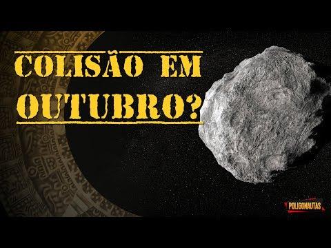 O Asteroide 2012 TC4 irá Colidir com a Terra em 12 de Outubro de 2017? | Lenda ou Fato?
