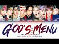 STRAY KIDS (스트레이 키즈) ↱ GOD'S MENU (神메뉴) ↰ You as a member (9 members ver.) [Han|Rom|Eng]
