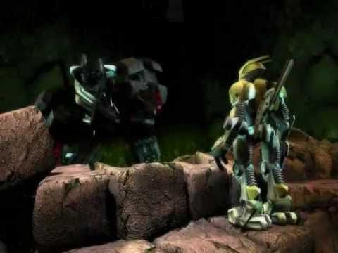 BIONICLE The Game: Outro