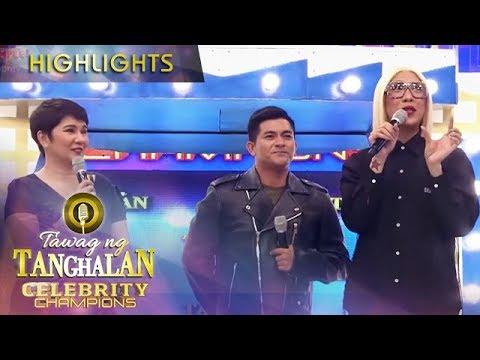 Vice is glad when he met Jay - R Siaboc | Tawag ng Tanghalan