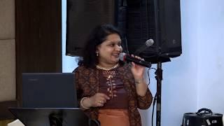 Aapki Ankhon Mein Kuch by Vinita Sawant & Gurdeep Singh at Jashn-E-Gulzar