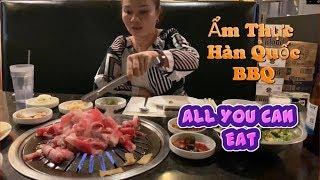 Thưởng Thức Korean BBQ Buffet Tại Nhà Hàng  Cham Soot Gol - All you can eat at Korean BBQ Restaurant