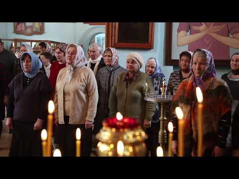 Божественная литургия в Свято-Тихоновском храме  с. Ермолаево