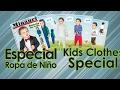 Minauri Nº 16 - Ropa Niño -Boy's (Kids`s) Clothes - Ropa Niño ( Pattern Magazine )