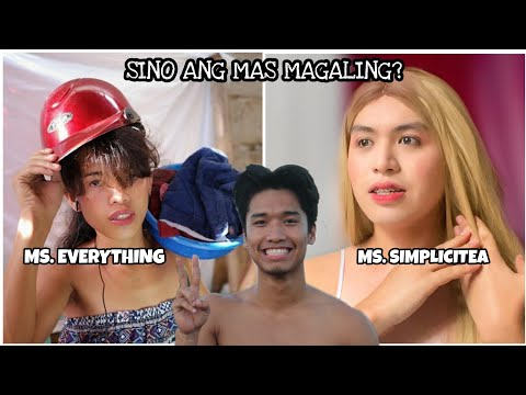SPELLING BEE ft MS. EVERYTHING AND NIEL PADILLA | MELBS DE LEON