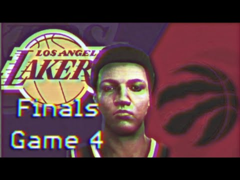 NBA2K21 FINALS GAME 4 LAKERS VS RAPTORS |
