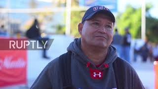 El Salvador: New US-bound migrant caravan of 150 leaves San Salvador
