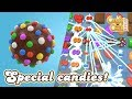 Candy Crush Saga – Create Special Candies!
