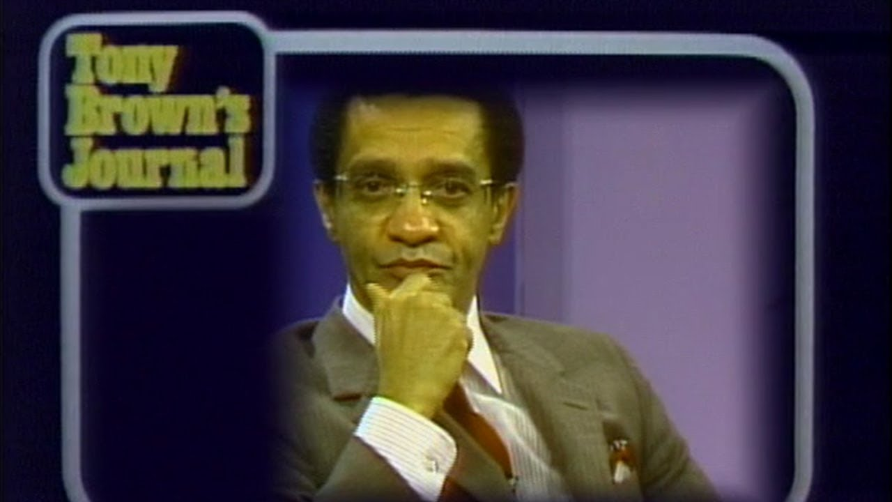 """Vibrations: Tony Brown"" 