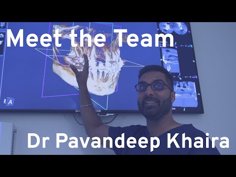 Meet the Team - Dr Pavandeep Khaira