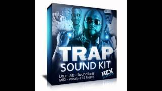 ** Free ** Trap Drum & Sound Kit - *FL Studio*